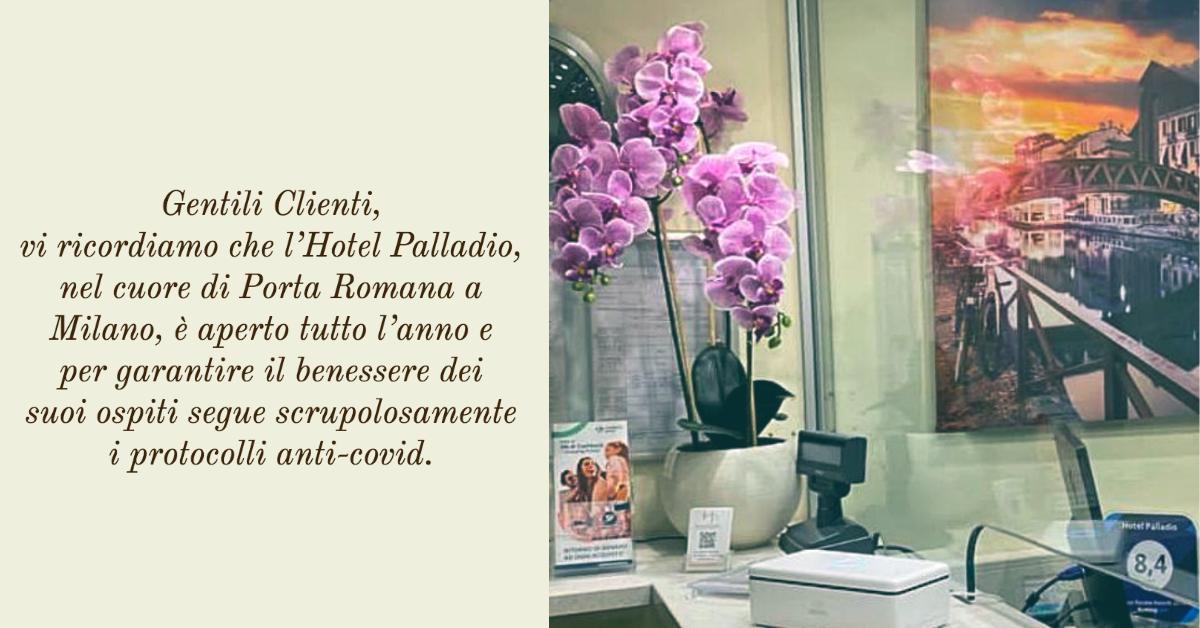 PopUp Hotel Palladio Milan